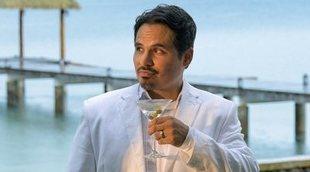 """Michael Peña sobre """"lo duro"""" de rodar 'Fantasy Island' en una isla paradisíaca"""