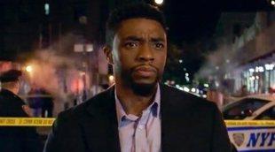 Así se preparó Chadwick Boseman su papel en 'Manhattan sin salida'