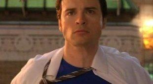 Por qué Tom Welling no quiso llevar el traje de Superman en el crossover de DC