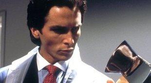 Los compañeros de Christian Bale se reían de él en 'American Psycho'