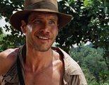 Harrison Ford tiene que volver a aprender a usar el látigo con cada nueva 'Indiana Jones'