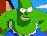 Así es el póster de 'Los Simpson' parodiando 'Vengadores: Endgame'