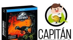 Las mejores ofertas en DVD y Blu-ray: 'Parque Jurásico', 'Mr. Robot' y 'El Hobbit'