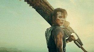 Primeros pósters de la película de 'Monster Hunter' con Milla Jovovich