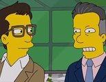 """Primer vistazo a los hermanos Russo en el capítulo """"Marvel"""" de 'Los Simpson'"""