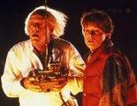 Michael J. Fox y Christopher Lloyd sorprenden a los fans de 'Regreso al futuro' con una foto juntos