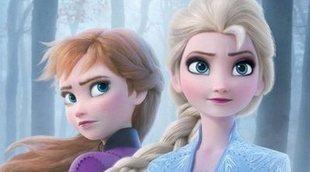 Lanzamientos DVD y Blu-Ray: 'Frozen 2'