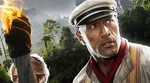 Dwayne Johnson y Emily Blunt derrochan química en el tráiler de 'Jungle Cruise'