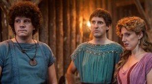 Qué habrían sido los actores de 'Justo antes de Cristo' en la Antigua Roma