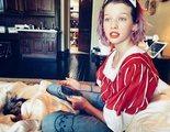 La hija de Milla Jovovich será Viuda Negra de joven y Wendy en el nuevo remake de 'Peter Pan' de Disney