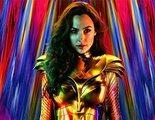 'Wonder Woman 1984': Preciosos nuevos pósters de Gal Gadot luciendo armadura dorada