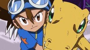 Nuevos diseños de personajes del reboot de 'Digimon Adventure'
