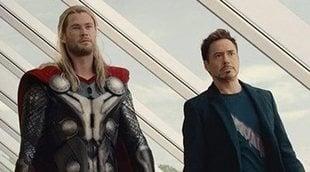 ¿Cuál es peor: 'Thor: El Mundo Oscuro' o 'Iron Man 3'?