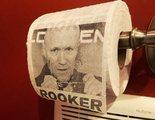 James Gunn ha empezado a usar papel higiénico con la cara de Michael Rooker por la cuarentena del coronavirus