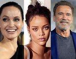 Rihanna, Angelina Jolie y Arnold Schwarzenegger donan millones de dólares para combatir el coronavirus