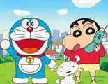 ¿Cuál es mejor, 'Shin Chan' o 'Doraemon'?