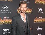 Chris Hemsworth publica un entrenamiento en casa para que te pongas en forma en cuarentena
