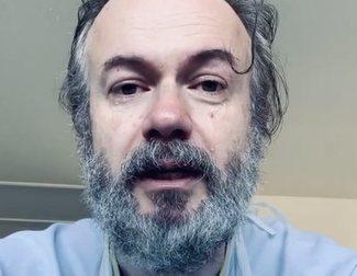 Tristán Ulloa anuncia que se ha curado de coronavirus