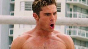 Zac Efron se arrepiente de su cuerpo de 'Los vigilantes de la playa'