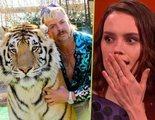 Daisy Ridley alucina con los giros de 'Tiger King' y siente pena por Carole Baskin