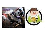 Las mejores ofertas de merchandising, especial Día del Libro: 'Vengadores: Endgame' y más