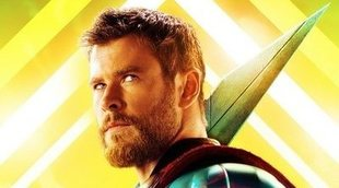 Chris Hemsworth ha flipado con el loco guion de 'Thor: Love and Thunder'