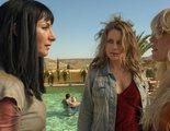 """Najwa Nimri: """"En 'Vis a vis: El Oasis' he echado de menos sobre todo a Alba y Berta"""""""