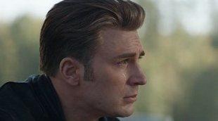 Así fue el último día de Chris Evans en el rodaje de 'Vengadores: Endgame'