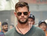 Chris Hemsworth celebra el éxito de 'Tyler Rake', que podría ser el mayor estreno de una película en Netflix