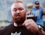 La Montaña de 'Game of Thrones', Hafþór Björnsson, bate el récord mundial al levantar más de 500 kilos de peso