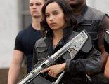 """Zoë Kravitz sobre el caos que fue rodar 'Divergente' cuando la saga perdió el rumbo: """"Era muy duro"""""""
