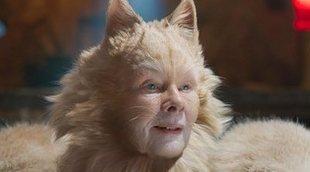 Judi Dench esperaba que su aspecto en 'Cats' fuera elegante. Esta es su opinión