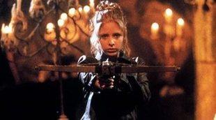 Sarah Michelle Gellar vuelve a ponerse el mítico vestido de 'Buffy, cazavampiros'