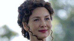 'Outlander': Caitriona Balfe explica el porqué de ese momento de Claire en el final de la quinta temporada