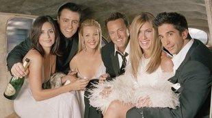 'Friends' retrasa el rodaje de su especial hasta finales de verano