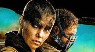 Charlize Theron y Tom Hardy hablan sobre su mala relación en 'Mad Max'