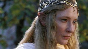 Cate Blanchett casi interpretó a una enana con barba en 'El Señor de los Anillos'