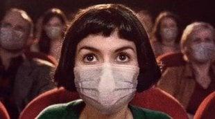 Estos posters de películas se actualizan para la vuelta al cine tras el coronavirus