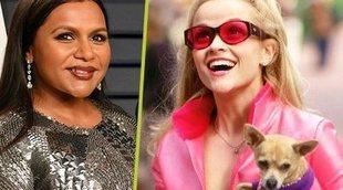 'Una rubia muy legal 3' ficha a Mindy Kaling como guionista