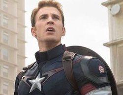 """Chris Evans dice que Capitán América fue """"la mejor decisión de su vida"""""""