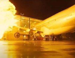 Por qué Nolan compró un avión para hacerlo explotar en 'Tenet'