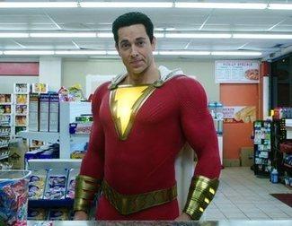 El director de 'Shazam!' añade la cabeza de Henry Cavill al cameo de Superman