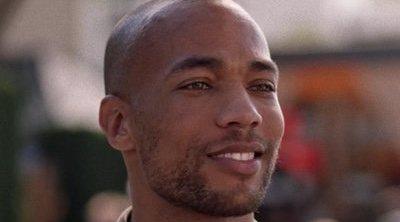 Kendrick Sampson herido en las protestas por el asesinato de George Floyd
