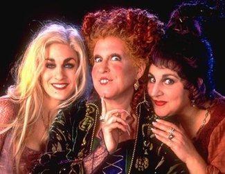 El trío original de 'El retorno de las brujas' estaría dispuesto a volver