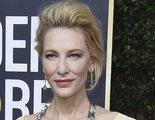 Cate Blanchett sufre un accidente con una motosierra en su casa