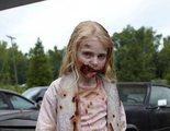 'The Walking Dead': La niña zombie del primer episodio celebra el décimo aniversario de la serie