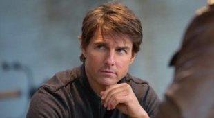 Tom Cruise escapa al confinamiento impuesto en UK para rodar 'Misión Imposible'