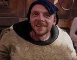 """Simon Pegg cuenta que se declaró a Carrie Fisher y ella le contestó """"que te jodan"""""""