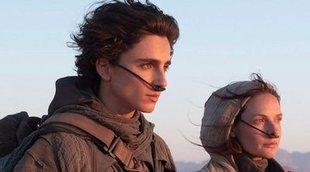 Las primeras imágenes de 'Dune' podrían verse junto al reestreno de 'Origen'