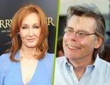 J.K. Rowling alaba a Stephen King y después lo borra por su defensa de las mujeres trans